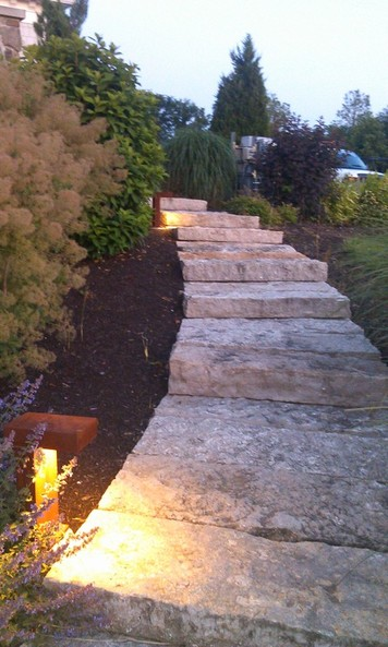 Landscape Lighting Installation and Wiring by Fitzgerald Electrical Servise